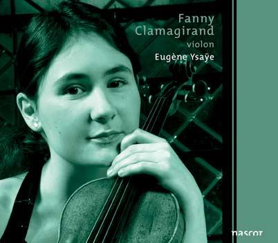 Six Sonates pour violon seul op.27